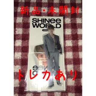 シャイニー(SHINee)の【新品・未開封】SHINee【スマホスタンド】オニュ(トレカあり)(K-POP/アジア)