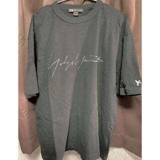 Y-3 - Y-3 シグネチャー tシャツ