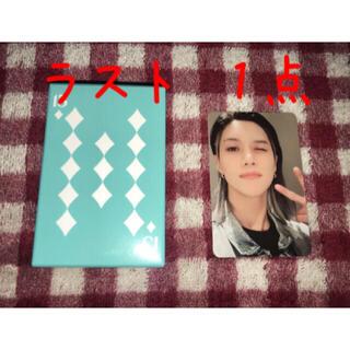 SHINee - SHINee【13th Day】マッチングカード★トレカ★テミン★13周年