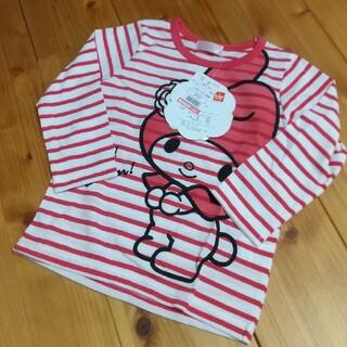 サンリオ(サンリオ)の新品 しまむら マイメロロンT100(Tシャツ/カットソー)