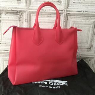 トゥモローランド(TOMORROWLAND)のイタリア製 GIANNI CHIARINI バッグ USED(ハンドバッグ)