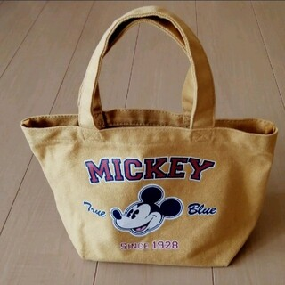 Disney - レディース ミッキー トートバッグ