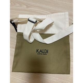 KALDI - カルディ コーヒーの日 サコッシュ