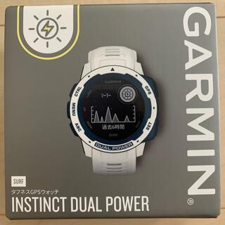 GARMIN - 【新品】ガーミンinstinct Dual Power Surf Edition