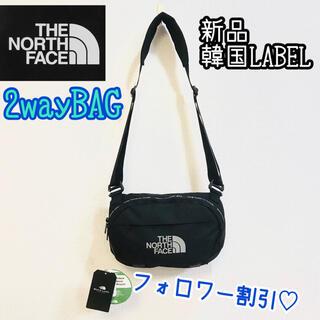 ザノースフェイス(THE NORTH FACE)の新品/正規品/韓国ノースフェイス2wayショルダーバッグ(ショルダーバッグ)