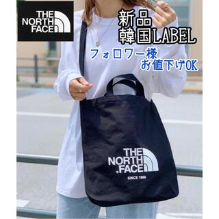 ザノースフェイス(THE NORTH FACE)の新品/BIG LOGO TOTE/確実正規品/ノースフェイスコリア(ショルダーバッグ)