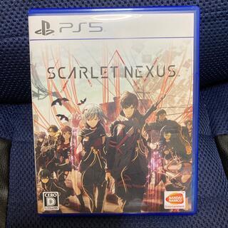 BANDAI NAMCO Entertainment - 【早期特典あり】SCARLET NEXUS(スカーレットネクサス) PS5