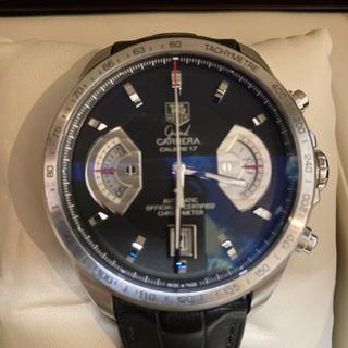 タグホイヤー(TAG Heuer)のタグホイヤー グランドカレラ(腕時計(アナログ))