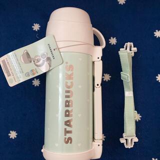 Starbucks Coffee - ★新品★ スタバ  水筒 1000ml ハート サーモス  韓国 海外