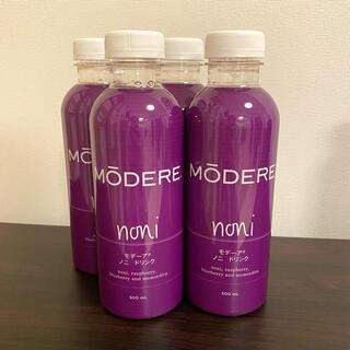 モデーア ノニ ドリンク 4本セット 新品未使用(ビタミン)