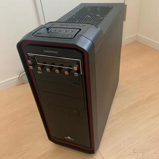 core i7 3770 ssd 500gb 2TBHDD2台 大型CPUクーラ