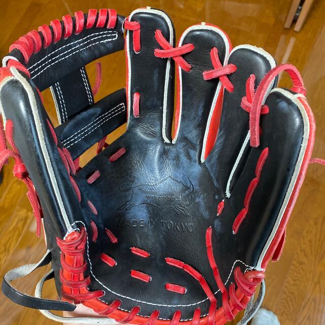 東駒 軟式グローブ スポーツ/アウトドアの野球(グローブ)の商品写真