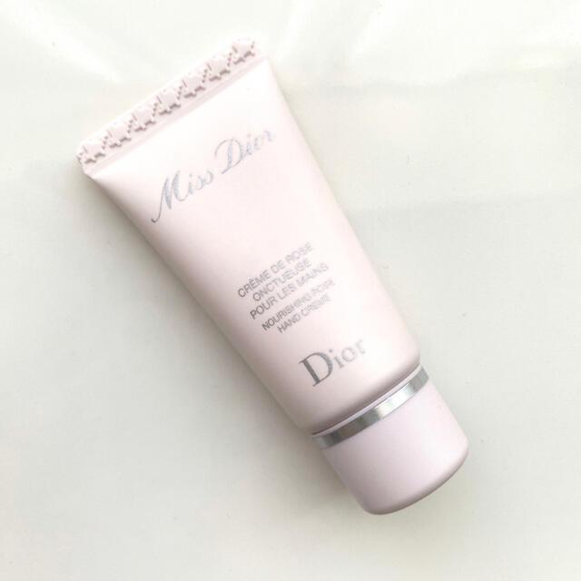 Dior(ディオール)のDIOR ミスディオール ハンドクリーム 20g ミニサイズ コスメ/美容のボディケア(ハンドクリーム)の商品写真