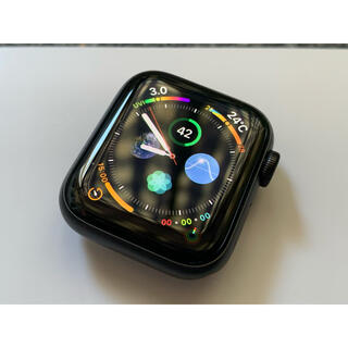 Apple Watch - Apple Watch SE GPS グレー 40mm ほぼ未使用