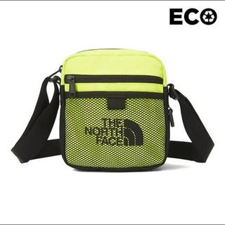 ザノースフェイス(THE NORTH FACE)のTNF ショルダーバック Neon Yellow 【新品未使用品】(ショルダーバッグ)