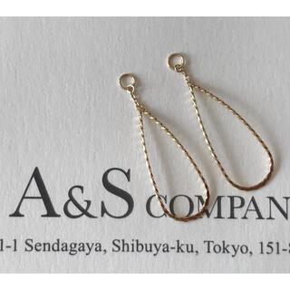 agete - アガット K10 ゴールドチャーム【販売証明書付】