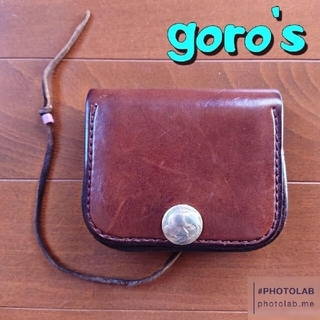 ゴローズ(goro's)の【新品】ゴローズ 角形小銭入れ(コインケース/小銭入れ)