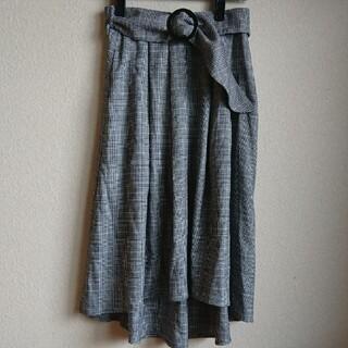 エニィファム(anyFAM)のanyfam ロングスカート Sサイズ(ロングスカート)
