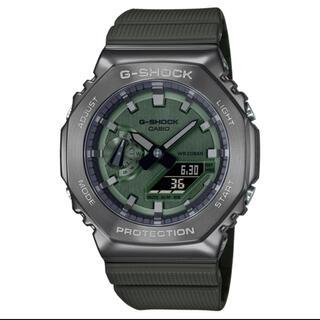 G-SHOCK - CASIO G-SHOCK GM-2100B-3AJF カシオーク グリーン