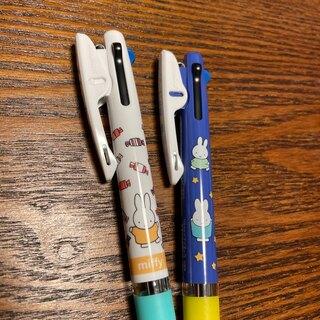 ミツビシエンピツ(三菱鉛筆)のひかまな様専用ミッフィージェットストリームボールペン2本(ペン/マーカー)