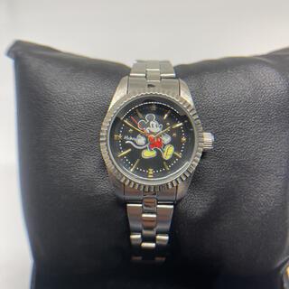 ディズニー(Disney)のDisney ディズニー ミッキーマウス ウォッチ 腕時計 箱 ギャラ付き(腕時計(アナログ))