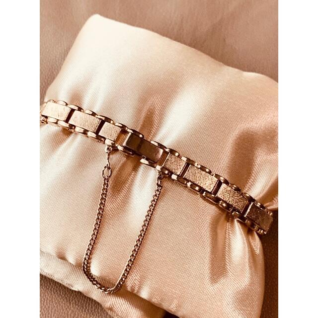 agete(アガット)のagete アガット ラウンドフェイスウォッチ レディースのファッション小物(腕時計)の商品写真