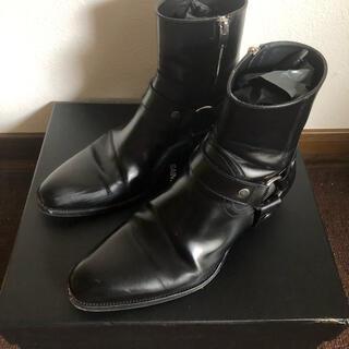 サンローラン(Saint Laurent)のサンローランリングブーツサイズ40(ブーツ)