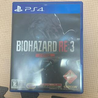 PlayStation4 - バイオハザード RE:3 Z Version PS4