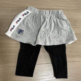 フィラ(FILA)の【美品】FILA♡女の子パンツ90㎝(パンツ/スパッツ)