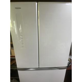 東芝 - 東芝 6ドア481L ノンフロン冷凍冷蔵庫