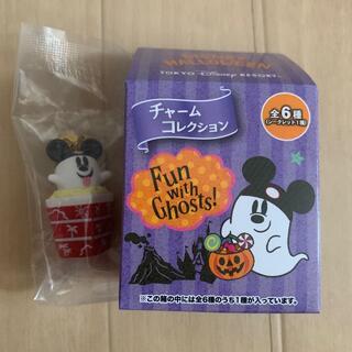 Disney - ディズニー ハロウィン チャーム コレクション オバケ ポップコーン