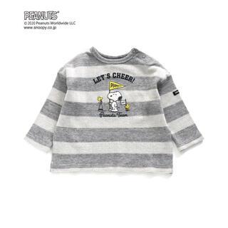 ブリーズ(BREEZE)のブリーズ×スヌーピー  長袖Tシャツ(Tシャツ)