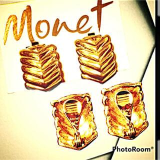アメリヴィンテージ(Ameri VINTAGE)の美品完売 Monet vintage イヤリング ヴィンテージ(イヤリング)