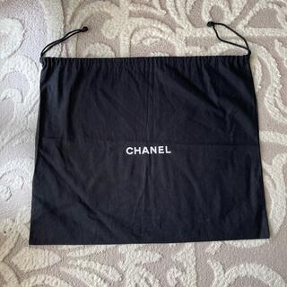 シャネル(CHANEL)のCHANEL巾着袋 値下げしました!(エコバッグ)