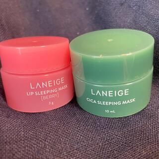 LANEIGE - ラネージュ スリーピングマスク 試供品 サンプルセット