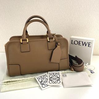 LOEWE - 本日限定値下げ 定価315700円 アマソナ28 ロエベ LOEWE ミンク