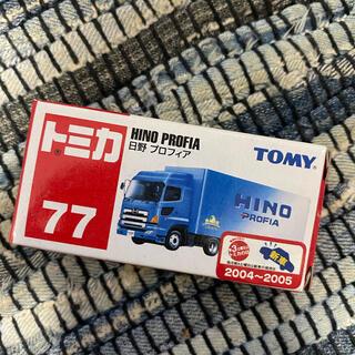 トミー(TOMMY)のトミカ 77 日野 プロフィア トラック ミニカー(ミニカー)