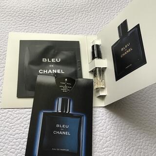 CHANEL - ブルー ドゥ シャネル サンプル BLEU de CHANEL