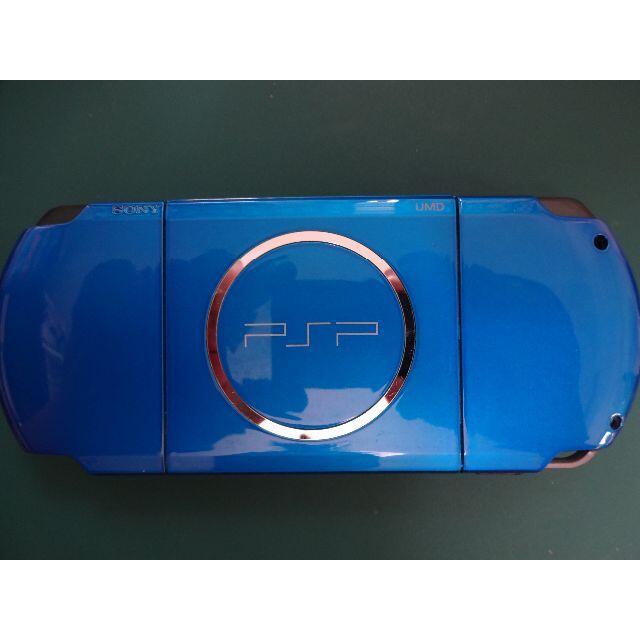 SONY(ソニー)の卍様専用        PSP3000本体 エンタメ/ホビーのゲームソフト/ゲーム機本体(携帯用ゲーム機本体)の商品写真