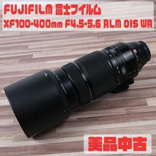 富士フイルム - 富士フイルム XF100-400mm F4.5-5.6 RLM OIS WR