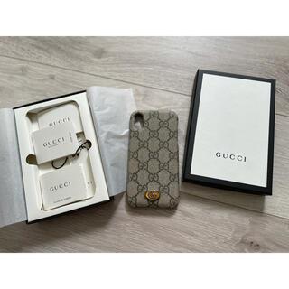 グッチ(Gucci)のGUCCI グッチ iPhoneX  ケース (iPhoneケース)