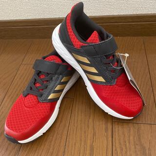 adidas - 【新品未使用】adidas スニーカー kids 19cm