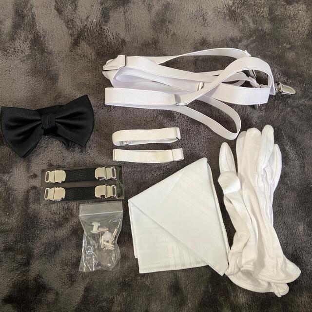 新郎小物セット メンズのスーツ(セットアップ)の商品写真