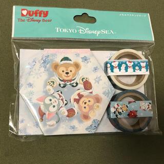 Disney - ダッフィー&フレンズ メモ&マスキングテープ