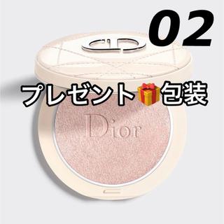 Christian Dior - ディオールスキン フォーエヴァー クチュール ルミナイザーハイライター 02