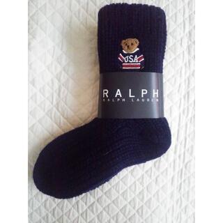 Ralph Lauren - 未使用☆ラルフローレンのソックス