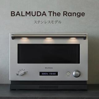 BALMUDA - バルミューダ レンジ ステンレス☆新品未使用