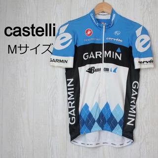 【古着】castelli カステリ サイクルウェア サイクルジャージ