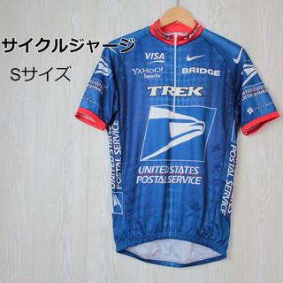 【古着】TREK トレック サイクルジャージ ロードバイク サイクリング
