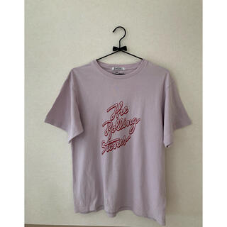 スナイデル(snidel)のsnidel スナイデル Tシャツ pink(Tシャツ(半袖/袖なし))